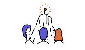 成果を出すチームをつくり、会社のミッションに貢献