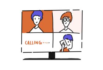 リモート環境でのコミュニケーションに苦戦している